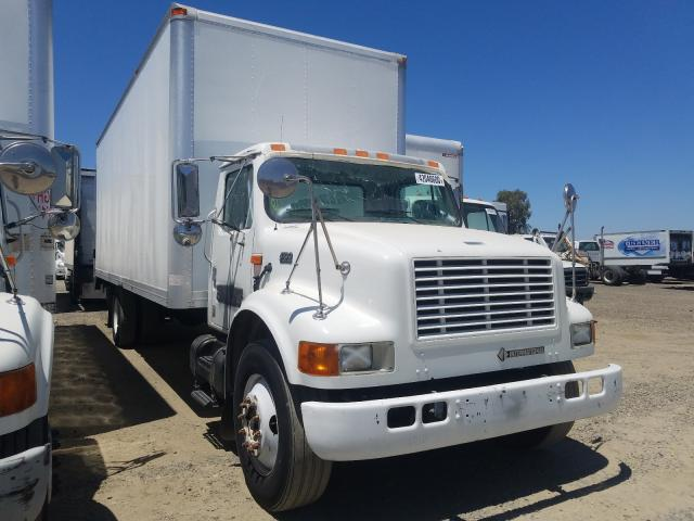 International salvage cars for sale: 2001 International 4000 4700