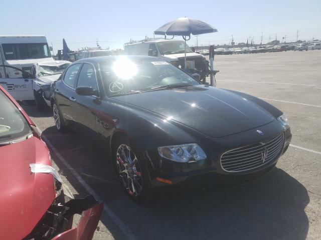 Maserati salvage cars for sale: 2008 Maserati Quattropor