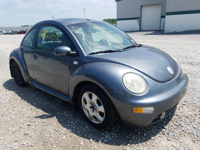 Salvage cars for sale from Copart Leroy, NY: 2002 Volkswagen New Beetle