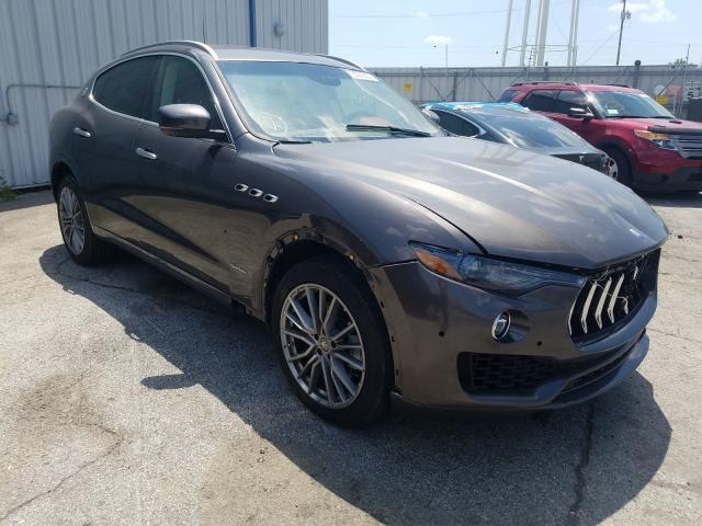 Maserati Levante LU salvage cars for sale: 2019 Maserati Levante LU