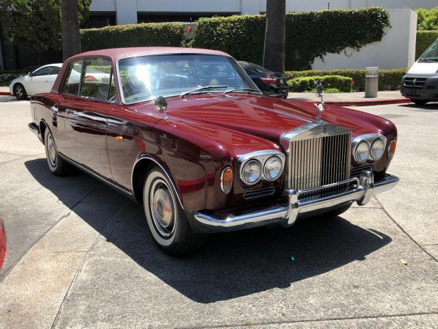 Rolls-Royce salvage cars for sale: 1967 Rolls-Royce Silver Shadow