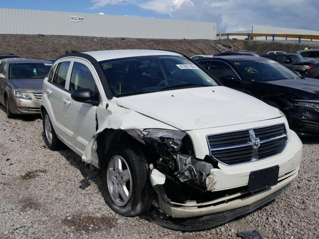Dodge Caliber SX salvage cars for sale: 2009 Dodge Caliber SX
