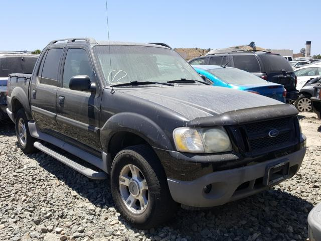 Salvage cars for sale from Copart Martinez, CA: 2003 Ford Explorer S