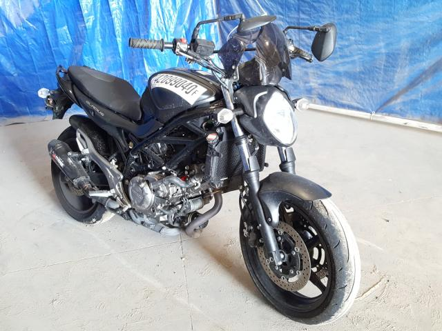 Suzuki SV650 salvage cars for sale: 2013 Suzuki SV650