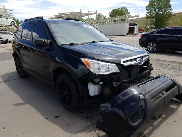 Salvage cars for sale from Copart Littleton, CO: 2016 Subaru Forester 2