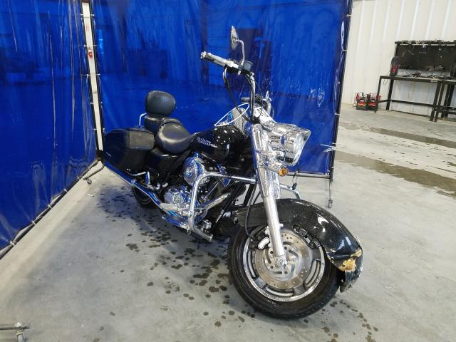 Salvage cars for sale from Copart Spartanburg, SC: 2005 Harley-Davidson Flhrsi