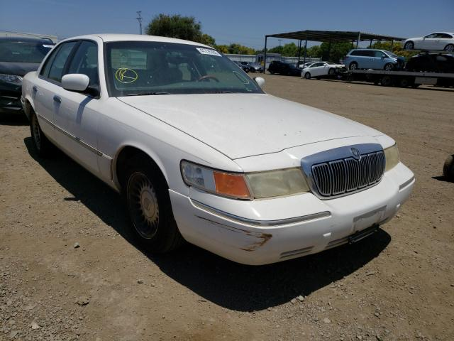 Mercury salvage cars for sale: 2002 Mercury Grand Marq