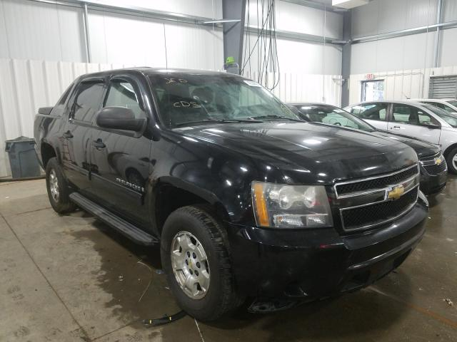 Chevrolet Avalanche salvage cars for sale: 2009 Chevrolet Avalanche