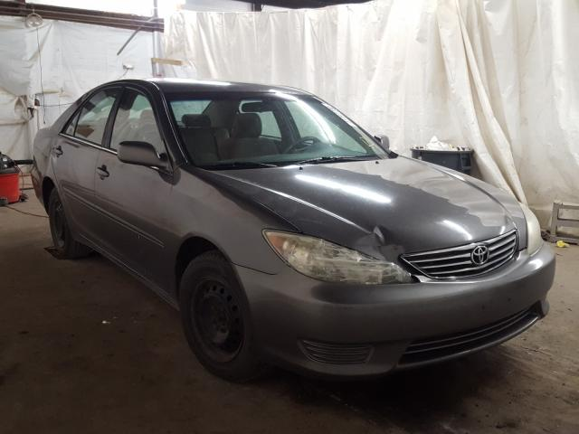 Salvage cars for sale from Copart Ebensburg, PA: 2005 Toyota Camry LE