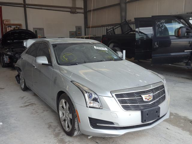 Cadillac salvage cars for sale: 2015 Cadillac ATS Luxury