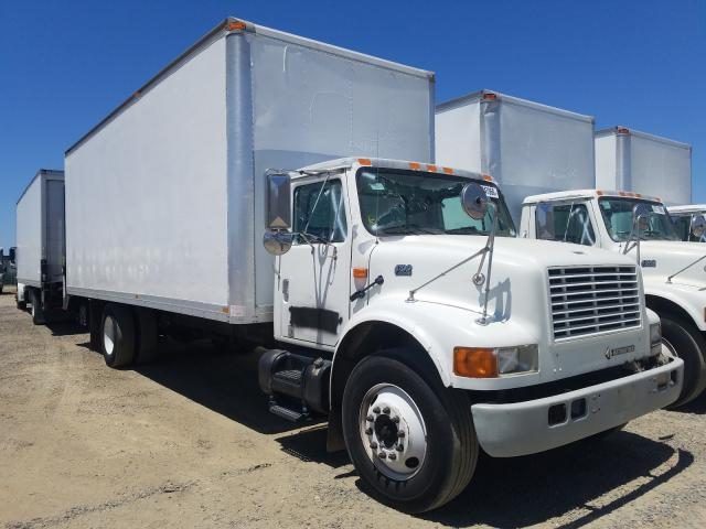 International salvage cars for sale: 2002 International 4000 4700