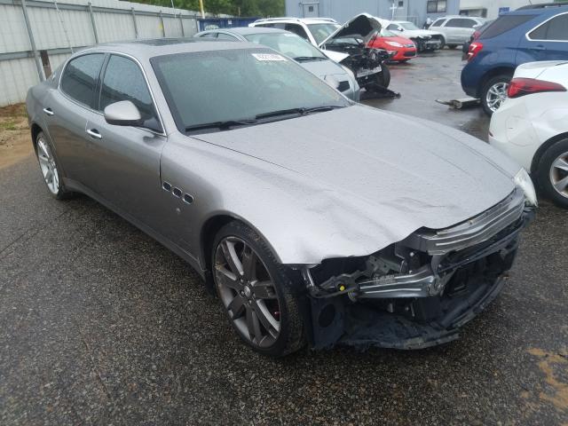 Maserati Quattropor salvage cars for sale: 2009 Maserati Quattropor