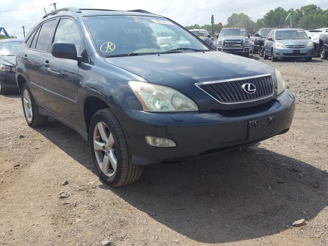 Salvage cars for sale from Copart Marlboro, NY: 2004 Lexus RX 330
