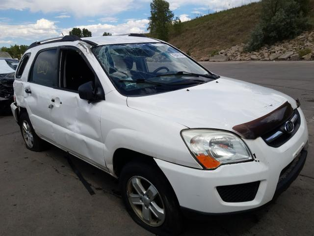 Vehiculos salvage en venta de Copart Littleton, CO: 2009 KIA Sportage L