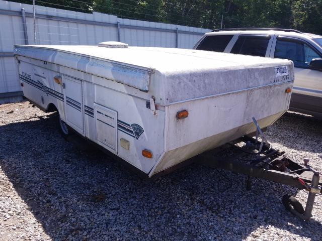 Viking salvage cars for sale: 1997 Viking Popup Camp
