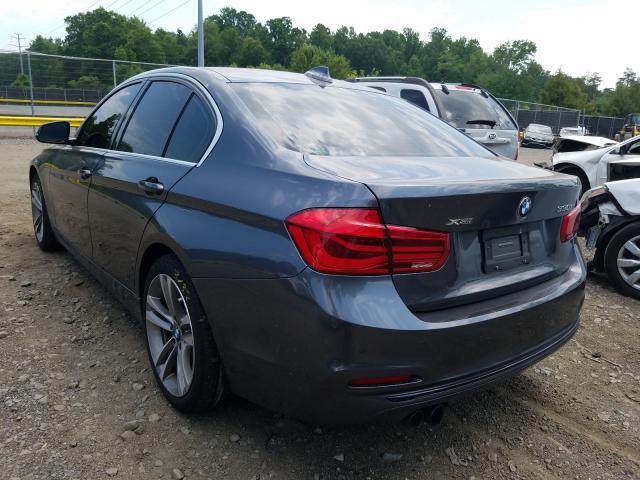 купить 2017 BMW 330 XI WBA8D9G35HNU63260