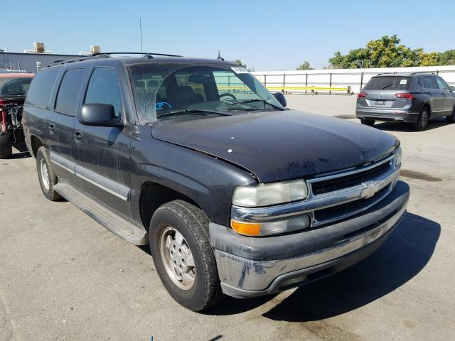 Chevrolet Suburban C salvage cars for sale: 2003 Chevrolet Suburban C