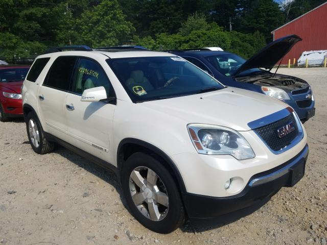 auto auction ended on vin 1gkev23718j169806 2008 gmc acadia slt in ma south boston autobidmaster