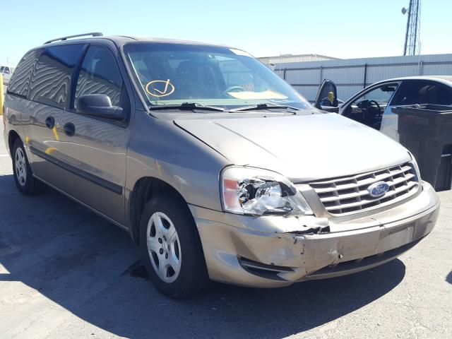 Ford Freestar S salvage cars for sale: 2005 Ford Freestar S