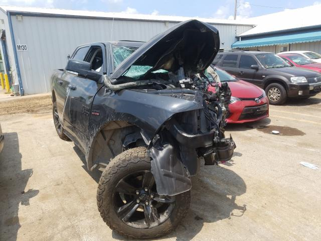 Salvage cars for sale from Copart Pekin, IL: 2016 Dodge RAM 1500