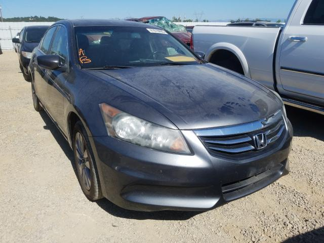 Honda Accord EXL salvage cars for sale: 2011 Honda Accord EXL