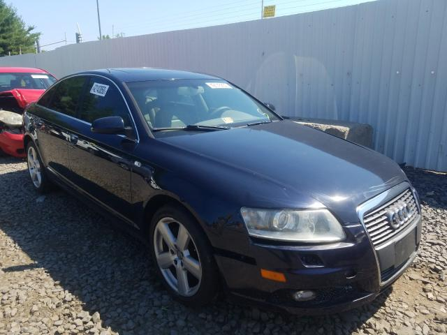 Audi salvage cars for sale: 2008 Audi A6 3.2