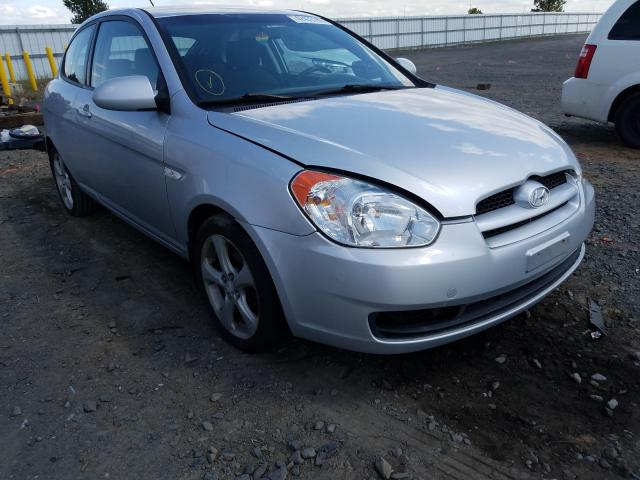 Salvage cars for sale from Copart Airway Heights, WA: 2007 Hyundai Accent SE