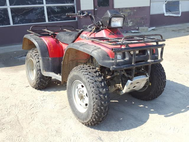 Salvage cars for sale from Copart Indianapolis, IN: 2000 Honda ATV