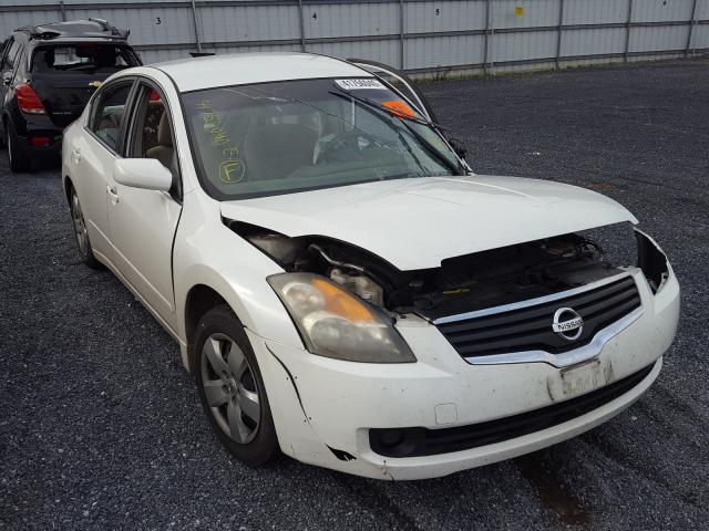 Vehiculos salvage en venta de Copart York Haven, PA: 2007 Nissan Altima 2.5