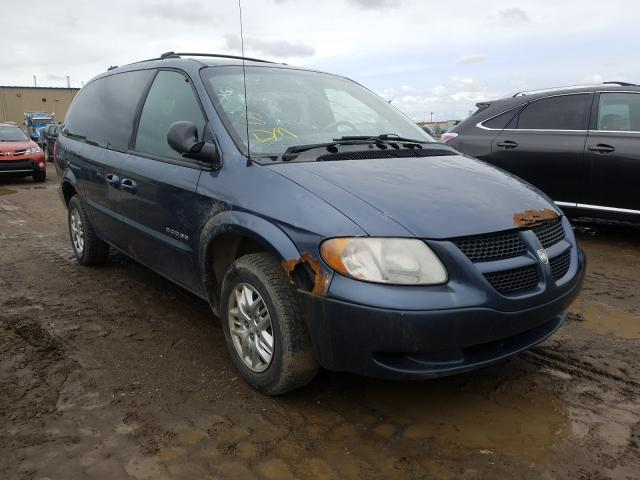 Dodge salvage cars for sale: 2001 Dodge Grand Caravan