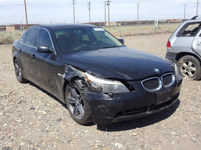 Salvage cars for sale from Copart Pasco, WA: 2007 BMW 530 I