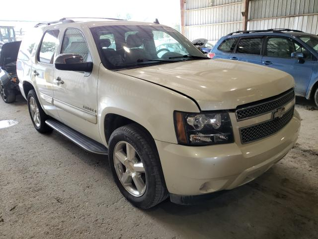 Chevrolet Tahoe C150 salvage cars for sale: 2008 Chevrolet Tahoe C150