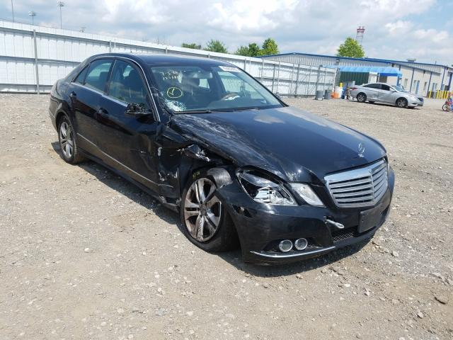 Mercedes-Benz E 350 4matic salvage cars for sale: 2011 Mercedes-Benz E 350 4matic