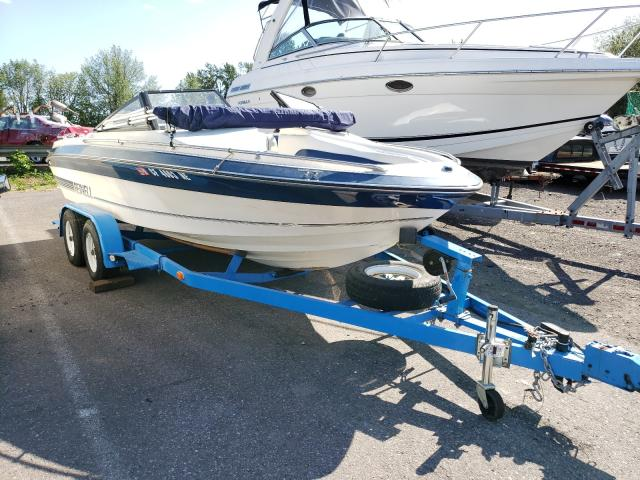 Reinell salvage cars for sale: 1991 Reinell Marine Trailer