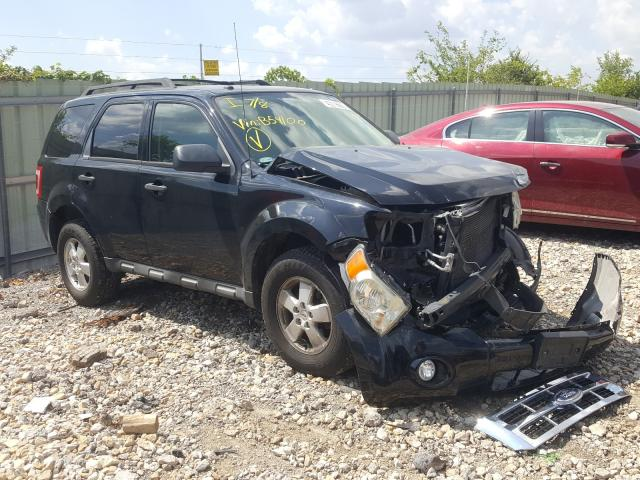 Salvage cars for sale from Copart Kansas City, KS: 2012 Ford Escape XLT