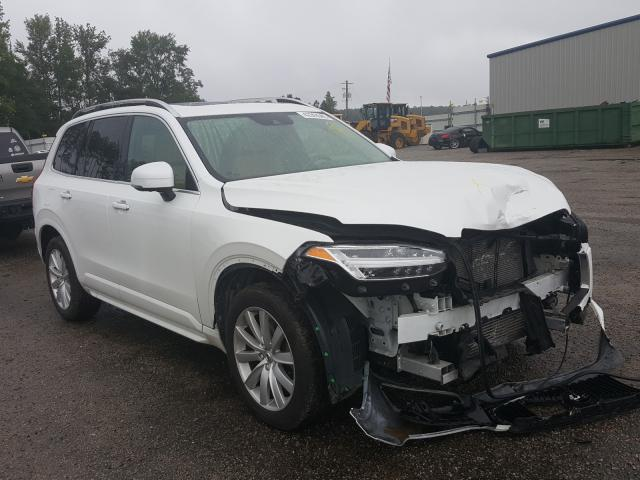 Volvo XC90 T6 salvage cars for sale: 2016 Volvo XC90 T6