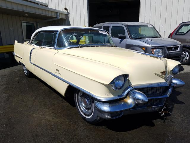 Cadillac Deville salvage cars for sale: 1956 Cadillac Deville