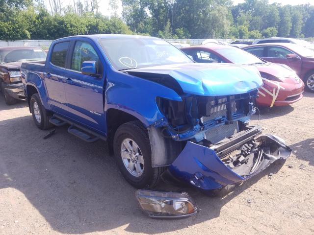 1GCGTBENXJ1292452 2018 CHEVROLET COLORADO