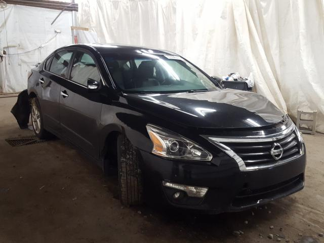 Salvage cars for sale from Copart Ebensburg, PA: 2014 Nissan Altima 2.5