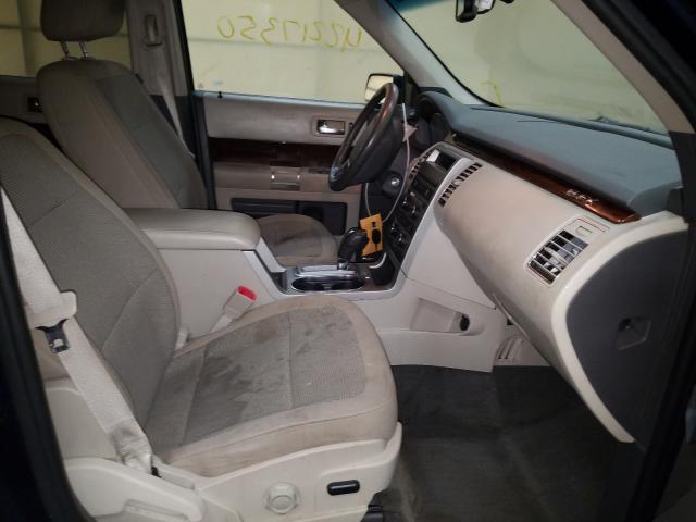 пригнать из сша 2011 Ford Flex Sel 3.5L 2FMGK5CC7BBD08713