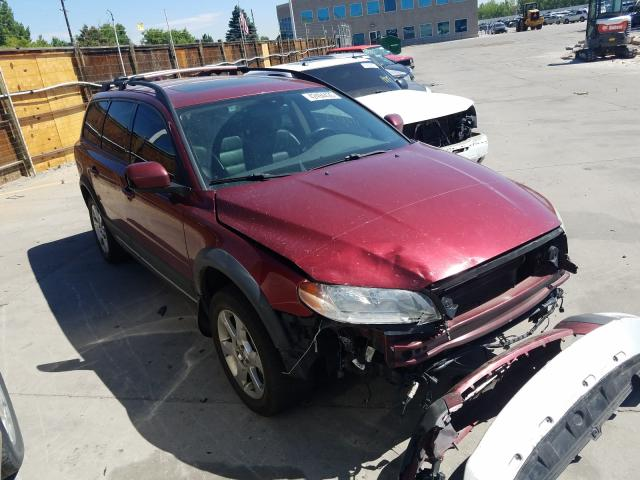 Volvo salvage cars for sale: 2008 Volvo XC70