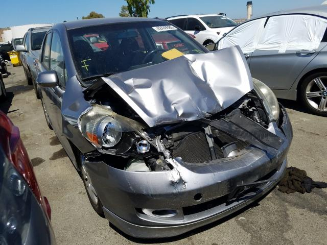 Honda salvage cars for sale: 2008 Honda FIT