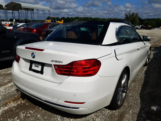 цена в сша 2017 BMW 430I  WBA4U7C57H5D43375