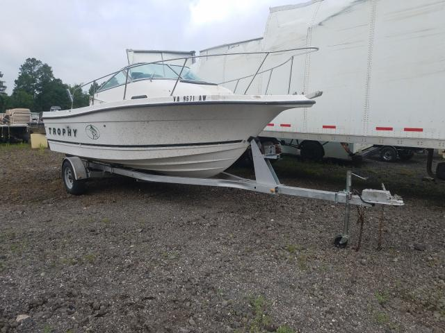 Bayliner salvage cars for sale: 2001 Bayliner Trophy