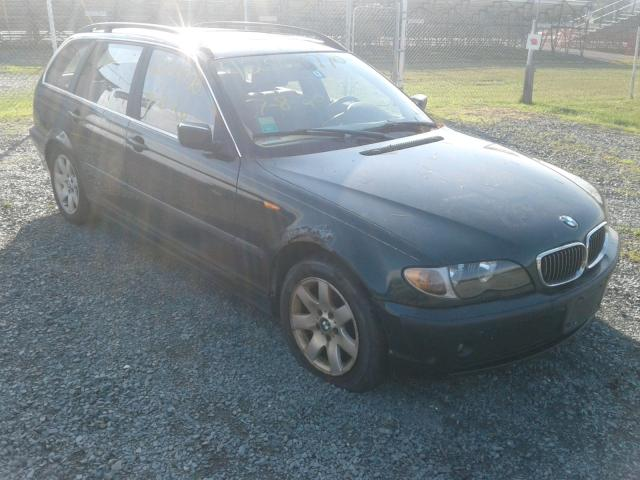 BMW 325 XIT salvage cars for sale: 2004 BMW 325 XIT