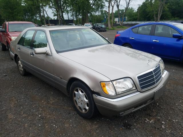 Mercedes-Benz salvage cars for sale: 1995 Mercedes-Benz S 320W