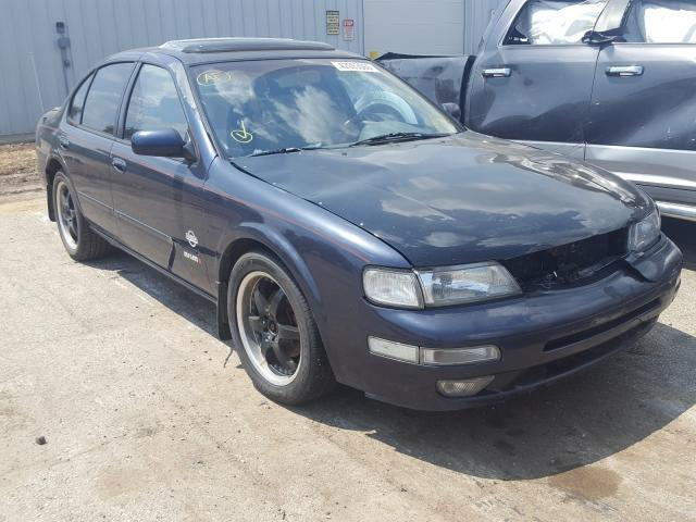 Nissan salvage cars for sale: 1998 Nissan Maxima GLE