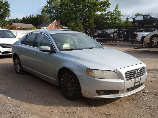 Volvo S80 3.2 salvage cars for sale: 2007 Volvo S80 3.2