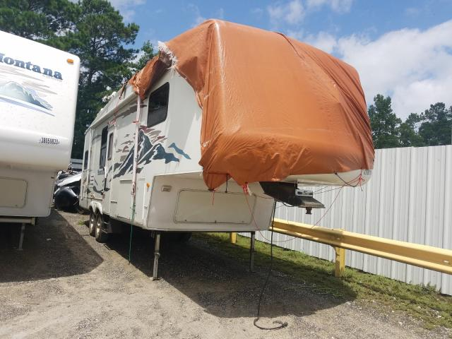 Yugo Trailer salvage cars for sale: 2005 Yugo Trailer