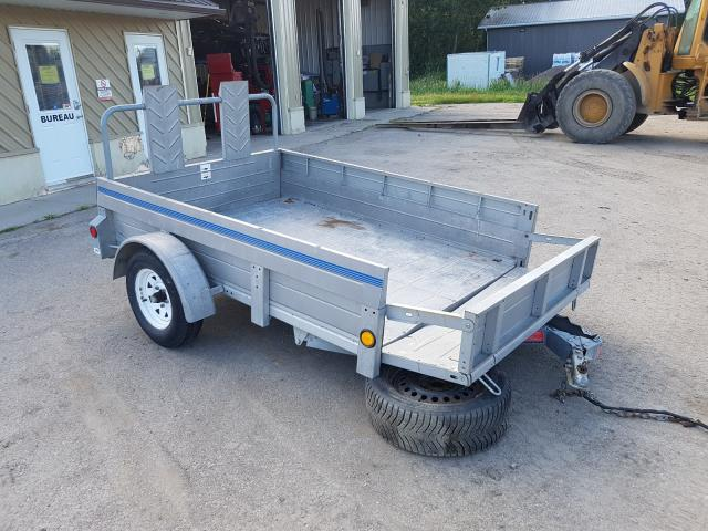 Trail King salvage cars for sale: 2007 Trail King Trailer